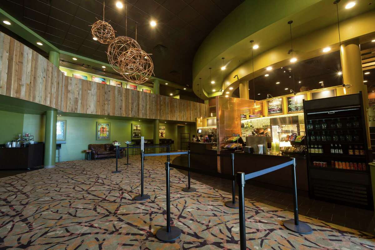 Views of the newly remodeled Sundance Cinemas Sunday, July 21, 2013, in Seattle. The theatre, located at 4500 9th Avenue Northeast, boasts a full bar and multiple screens. It replaces the older Metro Cinemas.