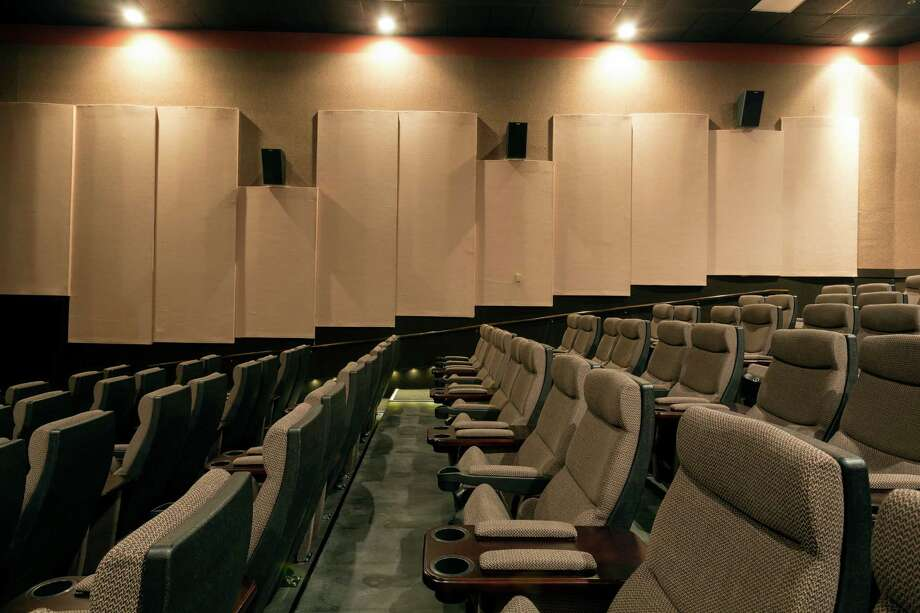 Views of the newly remodeled Sundance Cinemas Sunday, July 21, 2013, in Seattle. The theatre, located at 4500 9th Avenue Northeast, boasts a full bar and multiple screens. It replaces the older Metro Cinemas. Photo: JORDAN STEAD, SEATTLEPI.COM / SEATTLEPI.COM