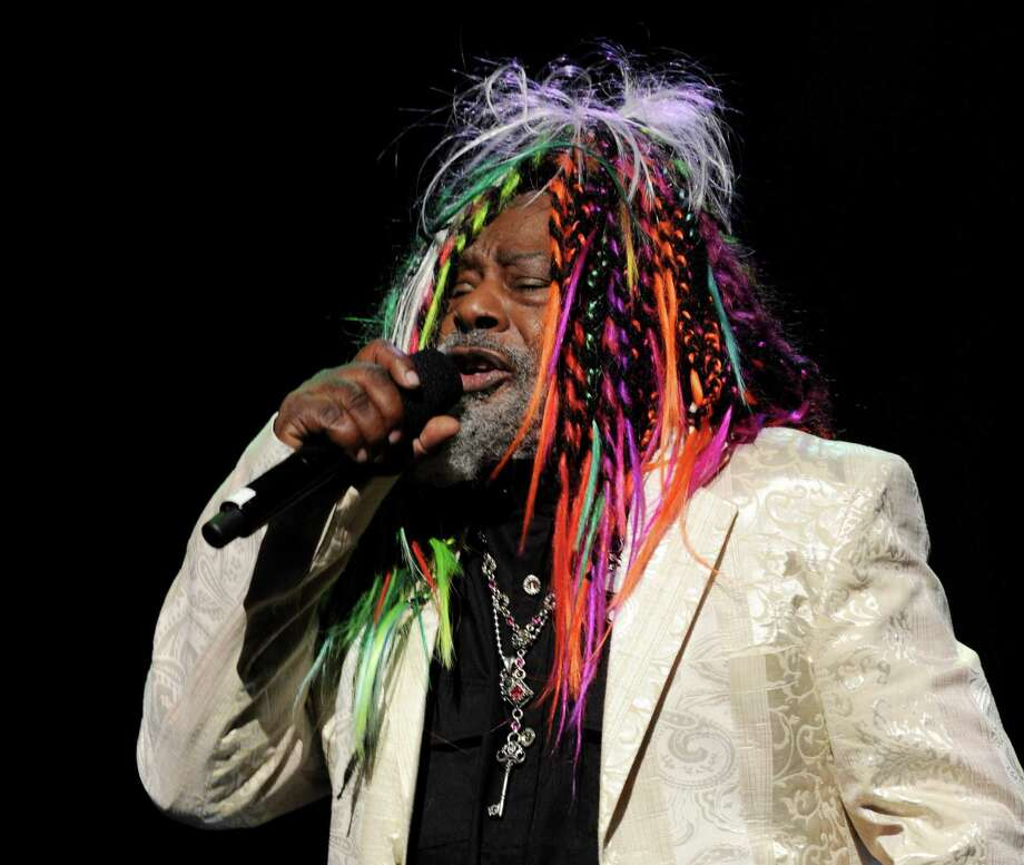 LOS ANGELES, CA - FEBRUARY 04:  Musician George Clinton appears onstage at Help Haiti with George Lopez & Friends at L.A. Live's Nokia Theater on February 4, 2010 in Los Angeles, California.  (Photo by Kevin Winter/Getty Images for Help Haiti) Photo: Kevin Winter / 2010 Getty Images