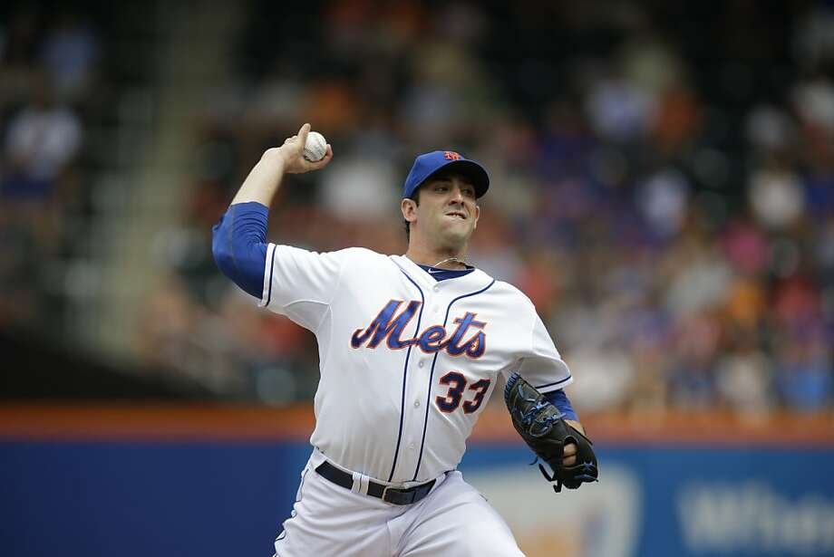 Matt Harvey knew of one way to quiet all the talk about his off-field activities being a distraction: dominate on the mound. Photo: Kathy Willens, Associated Press