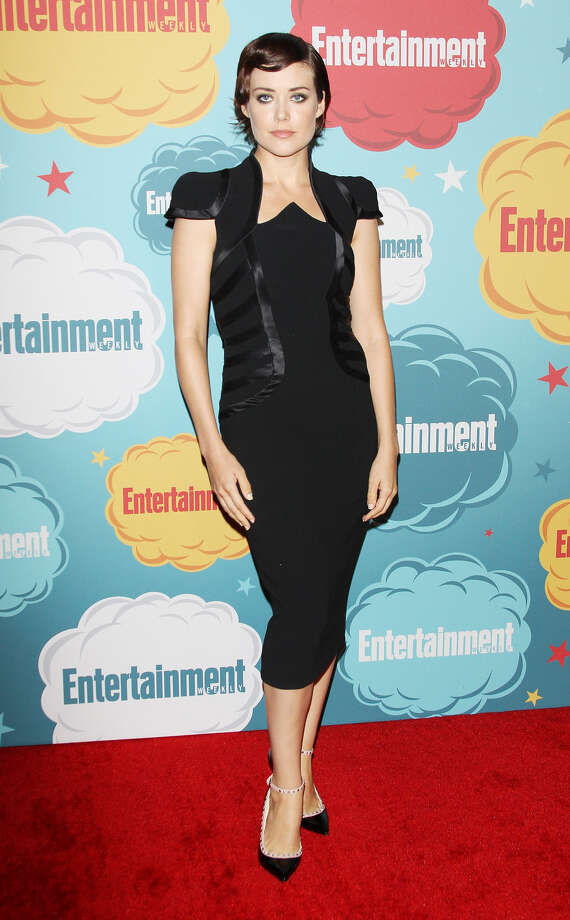 Megan Boone arrives at the Entertainment Weekly's Annual Comic-Con celebration held at Float at Hard Rock Hotel San Diego on July 20, 2013 in San Diego. Photo: Michael Tran, FilmMagic / Getty Images