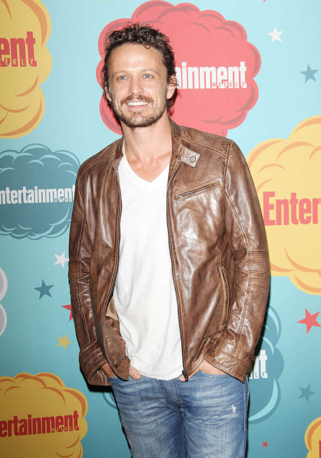David Lyons arrives at the Entertainment Weekly's Annual Comic-Con celebration held at Float at Hard Rock Hotel San Diego on July 20, 2013 in San Diego. Photo: Michael Tran, FilmMagic / Getty Images