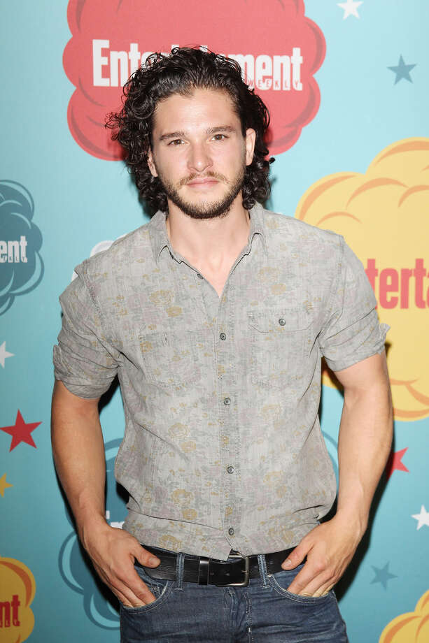 Kit Harington arrives at the Entertainment Weekly's Annual Comic-Con celebration held at Float at Hard Rock Hotel San Diego on July 20, 2013 in San Diego. Photo: Michael Tran, FilmMagic / Getty Images
