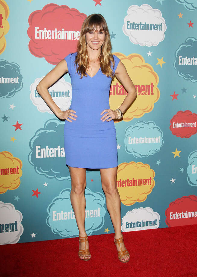 Erinn Hayes arrives at the Entertainment Weekly's Annual Comic-Con celebration held at Float at Hard Rock Hotel San Diego on July 20, 2013 in San Diego. Photo: Michael Tran, FilmMagic / Getty Images