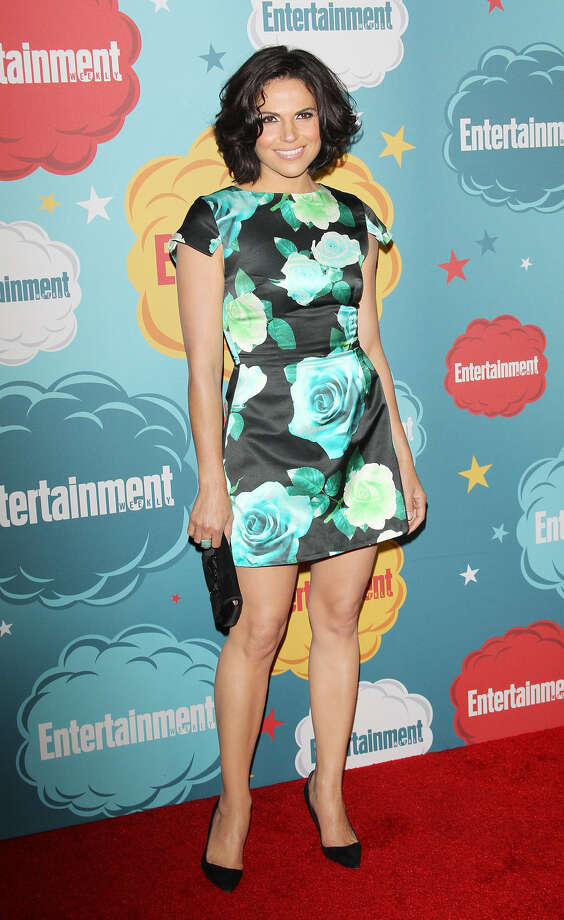 Lana Parrilla arrives at the Entertainment Weekly's Annual Comic-Con celebration held at Float at Hard Rock Hotel San Diego on July 20, 2013 in San Diego. Photo: Michael Tran, FilmMagic / Getty Images