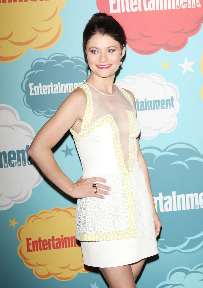 Emilie de Ravin arrives at the Entertainment Weekly's Annual Comic-Con celebration held at Float at Hard Rock Hotel San Diego on July 20, 2013 in San Diego. Photo: Michael Tran, FilmMagic / Getty Images
