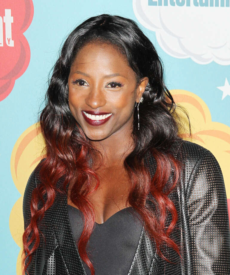 Rutina Wesley arrives at the Entertainment Weekly's Annual Comic-Con celebration held at Float at Hard Rock Hotel San Diego on July 20, 2013 in San Diego. Photo: Michael Tran, FilmMagic / Getty Images