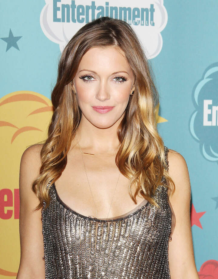 Katie Cassidy arrives at the Entertainment Weekly's Annual Comic-Con celebration held at Float at Hard Rock Hotel San Diego on July 20, 2013 in San Diego. Photo: Michael Tran, FilmMagic / Getty Images