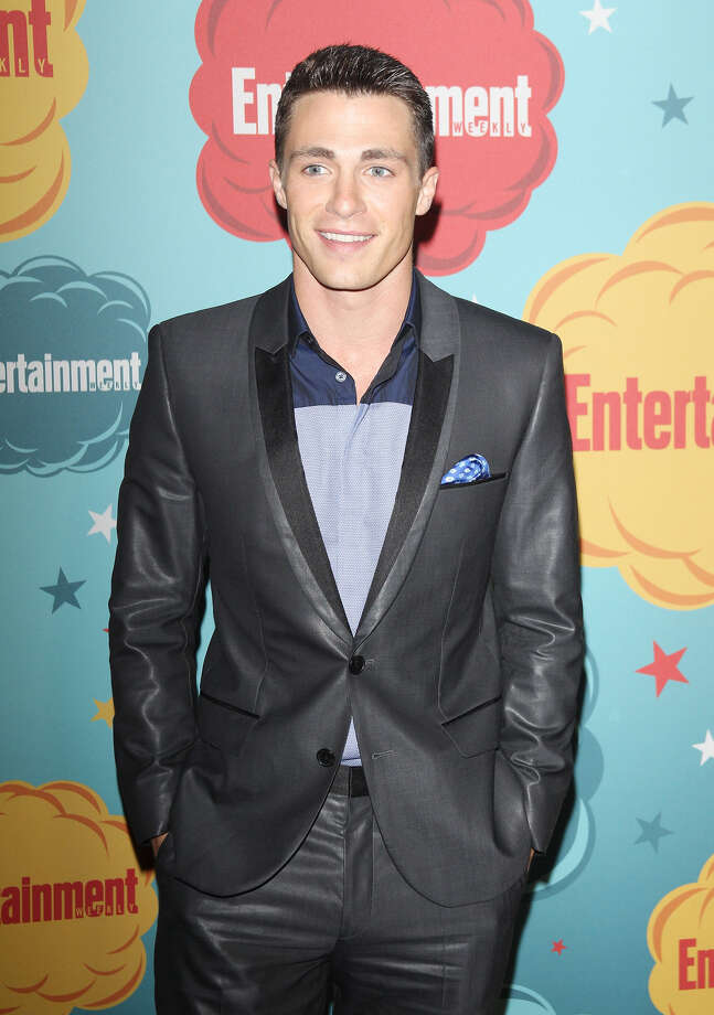 Colton Haynes arrives at the Entertainment Weekly's Annual Comic-Con celebration held at Float at Hard Rock Hotel San Diego on July 20, 2013 in San Diego. Photo: Michael Tran, FilmMagic / Getty Images