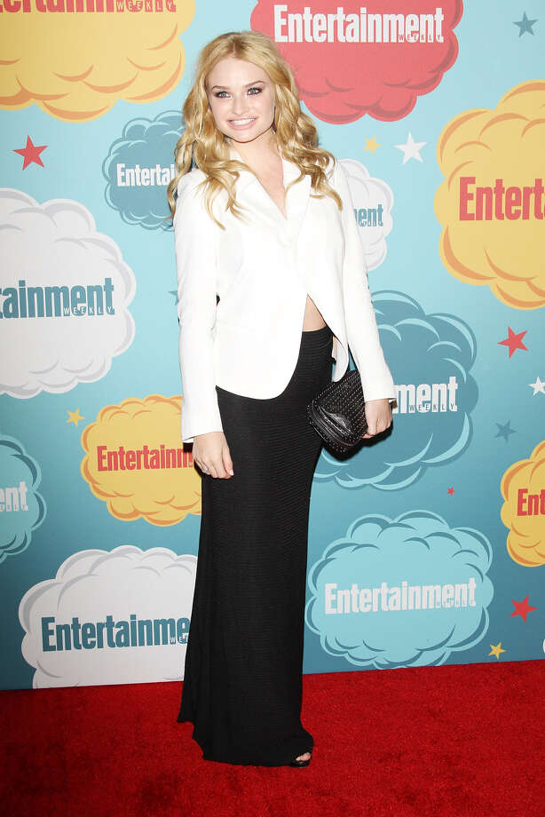 Emma Rigby arrives at the Entertainment Weekly's Annual Comic-Con celebration held at Float at Hard Rock Hotel San Diego on July 20, 2013 in San Diego. Photo: Michael Tran, FilmMagic / Getty Images