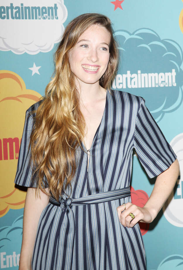 Sophie Lowe arrives at the Entertainment Weekly's Annual Comic-Con celebration held at Float at Hard Rock Hotel San Diego on July 20, 2013 in San Diego. Photo: Michael Tran, FilmMagic / Getty Images