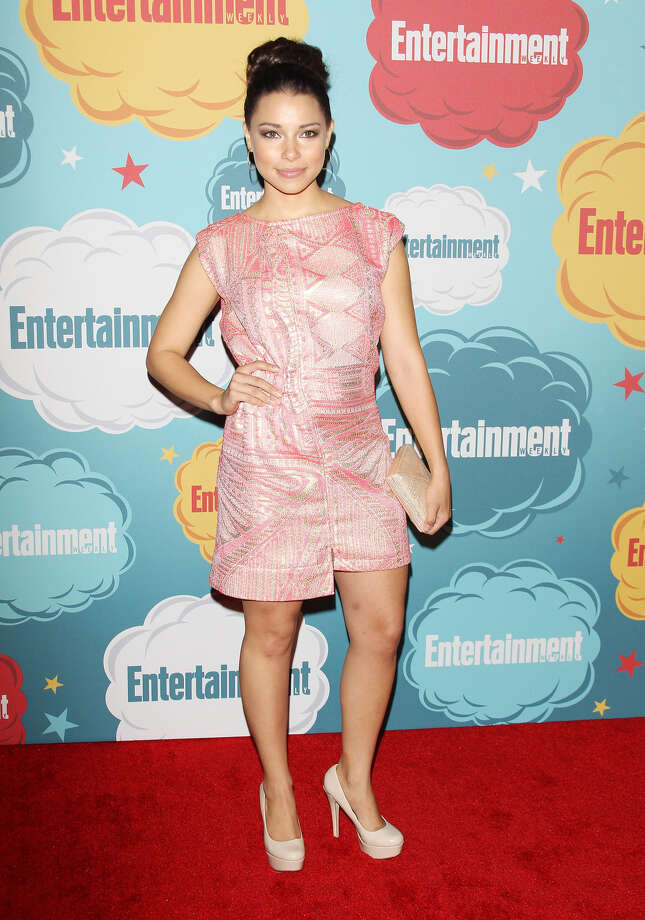Jessica Parker Kennedy arrives at the Entertainment Weekly's Annual Comic-Con celebration held at Float at Hard Rock Hotel San Diego on July 20, 2013 in San Diego. Photo: Michael Tran, FilmMagic / Getty Images