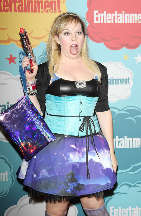 Kirsten Vangsness arrives at the Entertainment Weekly's Annual Comic-Con celebration held at Float at Hard Rock Hotel San Diego on July 20, 2013 in San Diego. Photo: Michael Tran, FilmMagic / Getty Images
