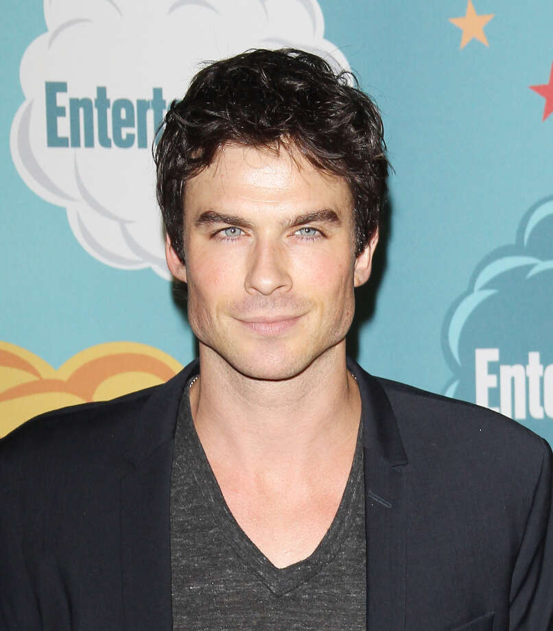 Ian Somerhalder arrives at the Entertainment Weekly's Annual Comic-Con celebration held at Float at Hard Rock Hotel San Diego on July 20, 2013 in San Diego. Photo: Michael Tran, FilmMagic / Getty Images