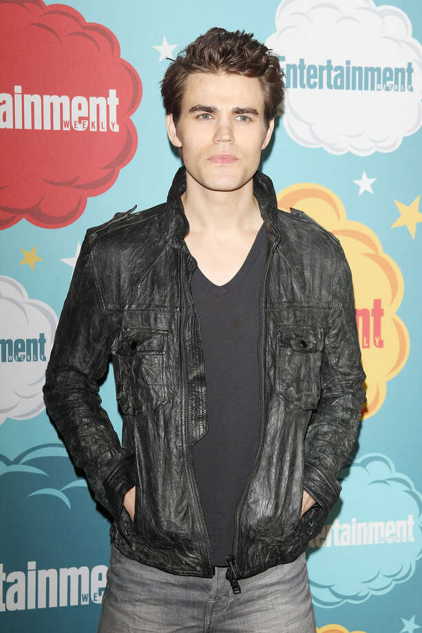 Paul Wesley arrives at the Entertainment Weekly's Annual Comic-Con celebration held at Float at Hard Rock Hotel San Diego on July 20, 2013 in San Diego. Photo: Michael Tran, FilmMagic / Getty Images