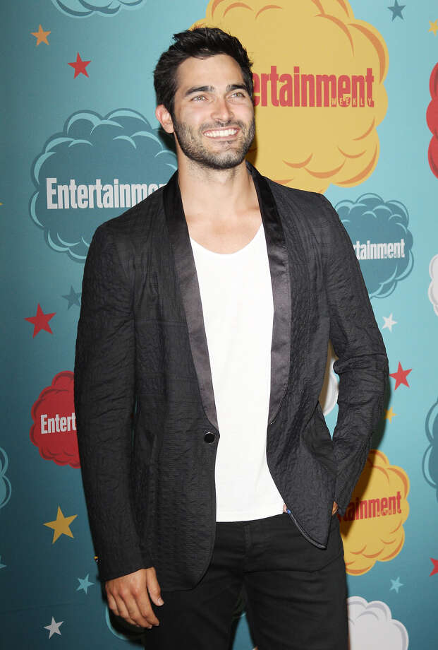 Tyler Hoechlin arrives at the Entertainment Weekly's Annual Comic-Con celebration held at Float at Hard Rock Hotel San Diego on July 20, 2013 in San Diego. Photo: Michael Tran, FilmMagic / Getty Images