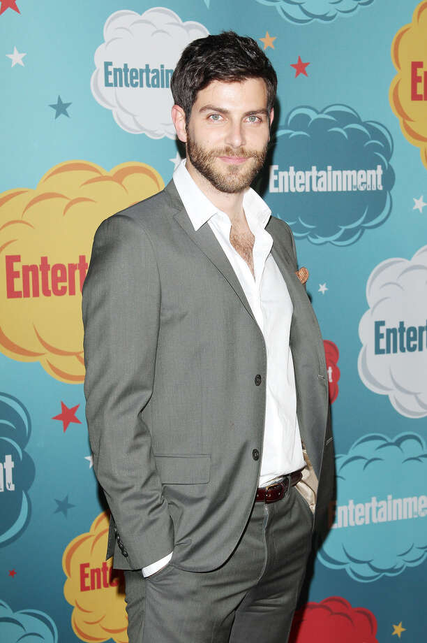 David Giuntoli arrives at the Entertainment Weekly's Annual Comic-Con celebration held at Float at Hard Rock Hotel San Diego on July 20, 2013 in San Diego. Photo: Michael Tran, FilmMagic / Getty Images