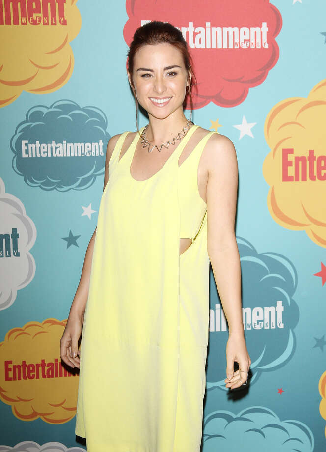 Allison Scagliotti arrives at the Entertainment Weekly's Annual Comic-Con celebration held at Float at Hard Rock Hotel San Diego on July 20, 2013 in San Diego. Photo: Michael Tran, FilmMagic / Getty Images