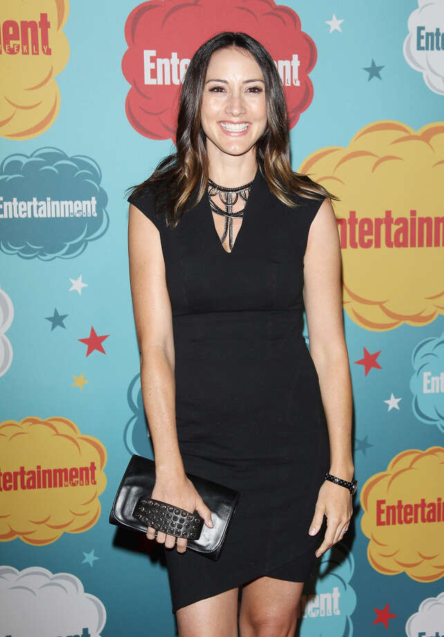 Bree Turner arrives at the Entertainment Weekly's Annual Comic-Con celebration held at Float at Hard Rock Hotel San Diego on July 20, 2013 in San Diego. Photo: Michael Tran, FilmMagic / Getty Images