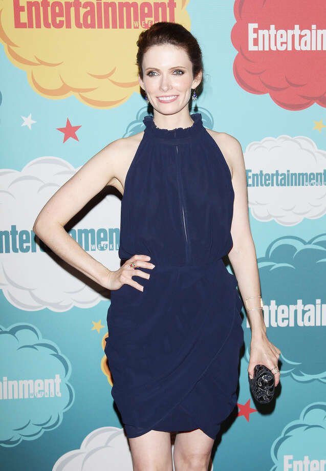 Bitsie Tulloch arrives at the Entertainment Weekly's Annual Comic-Con celebration held at Float at Hard Rock Hotel San Diego on July 20, 2013 in San Diego. Photo: Michael Tran, FilmMagic / Getty Images