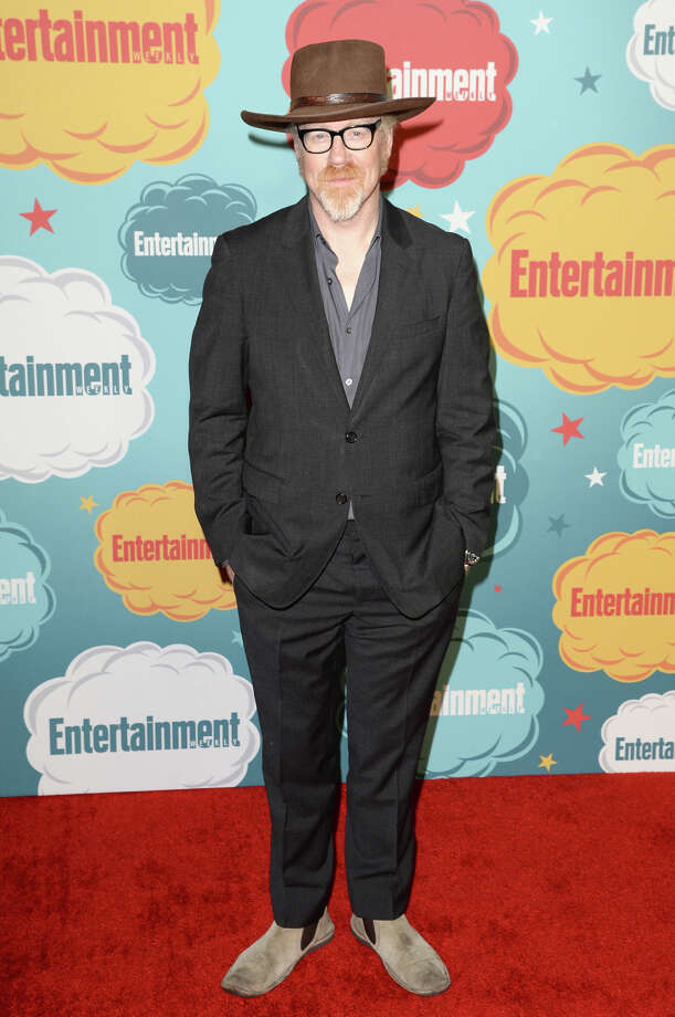 TV personality Adam Savage attends Entertainment Weekly's Annual Comic-Con Celebration at Float at Hard Rock Hotel San Diego on July 20, 2013 in San Diego. Photo: Jason Merritt, Getty Images / Getty Images