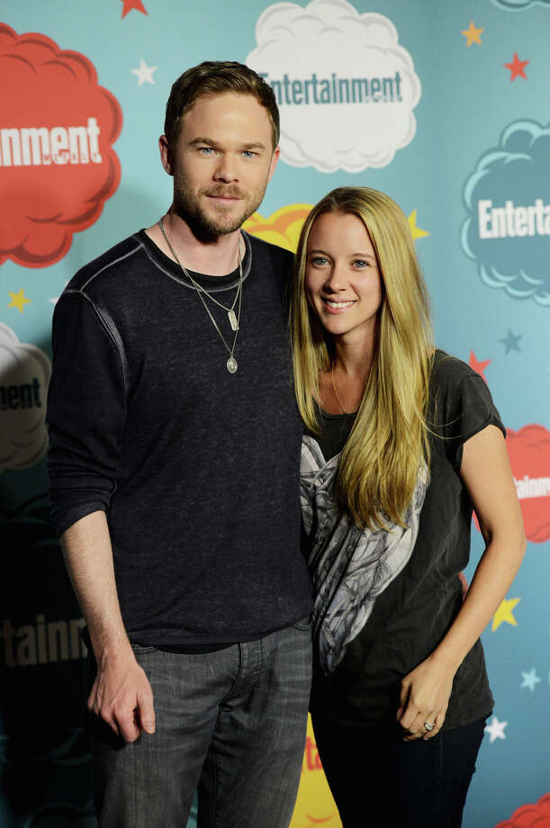 Actor Shawn Ashmore (L) and guest attend Entertainment Weekly's Annual Comic-Con Celebration at Float at Hard Rock Hotel San Diego on July 20, 2013 in San Diego. Photo: Jason Merritt, Getty Images / Getty Images