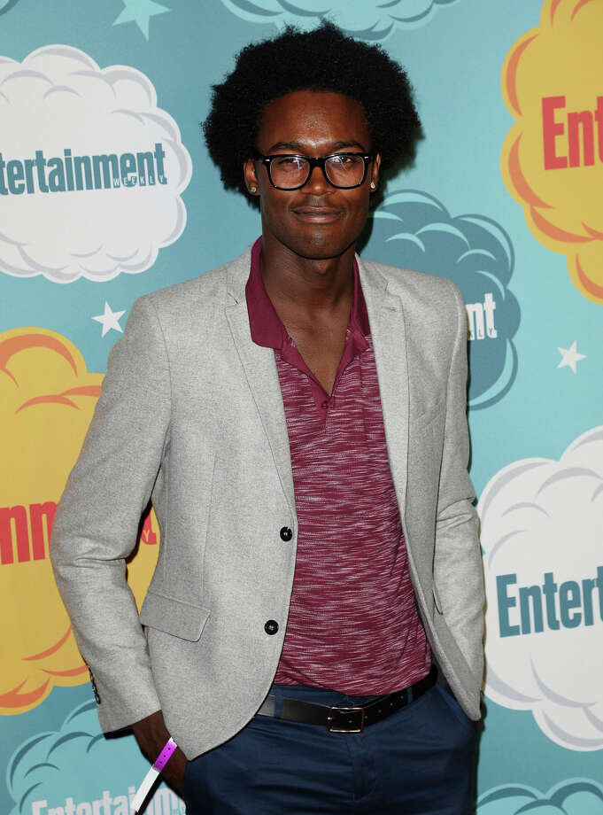 Actor Echo Kellum attends Entertainment Weekly's Annual Comic-Con Celebration at Float at Hard Rock Hotel San Diego on July 20, 2013 in San Diego. Photo: Jason Merritt, Getty Images / Getty Images