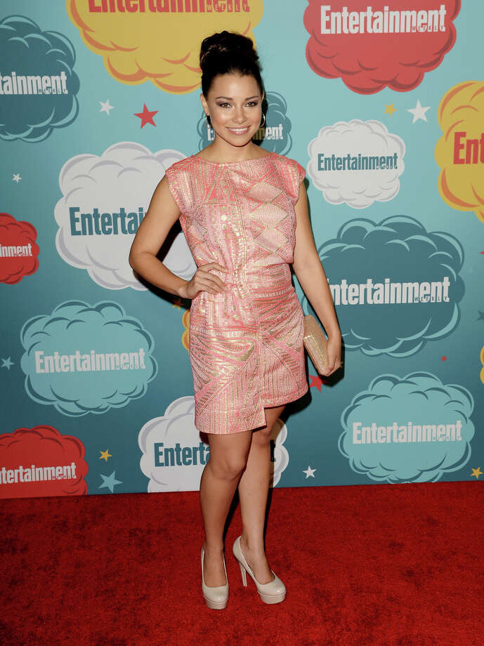 Actress Jessica Parker Kennedy attends Entertainment Weekly's Annual Comic-Con Celebration at Float at Hard Rock Hotel San Diego on July 20, 2013 in San Diego. Photo: Jason Merritt, Getty Images / Getty Images