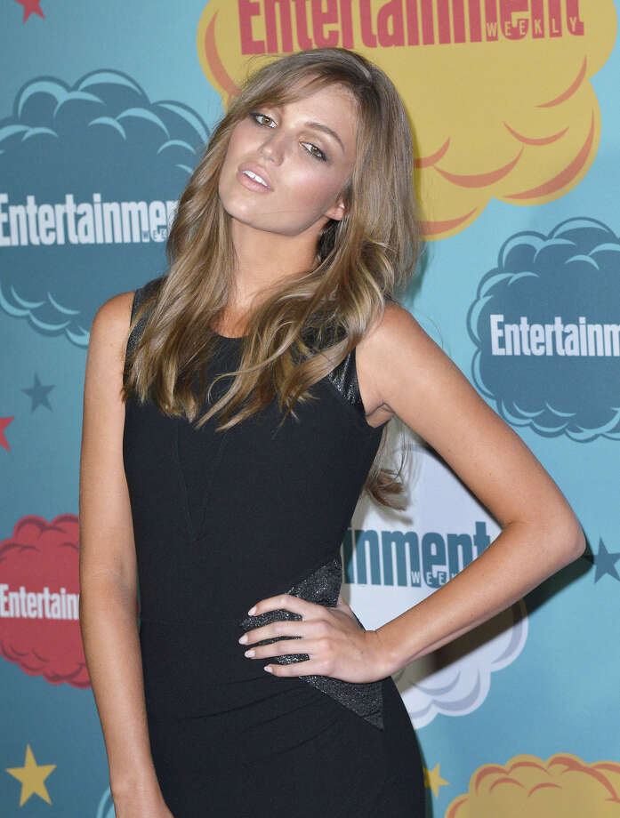 Ivana Milicevic arrives at Entertainment Weekly's Annual Comic-Con Celebration at Float at Hard Rock Hotel San Diego on July 20, 2013 in San Diego. Photo: C Flanigan, FilmMagic / Getty Images