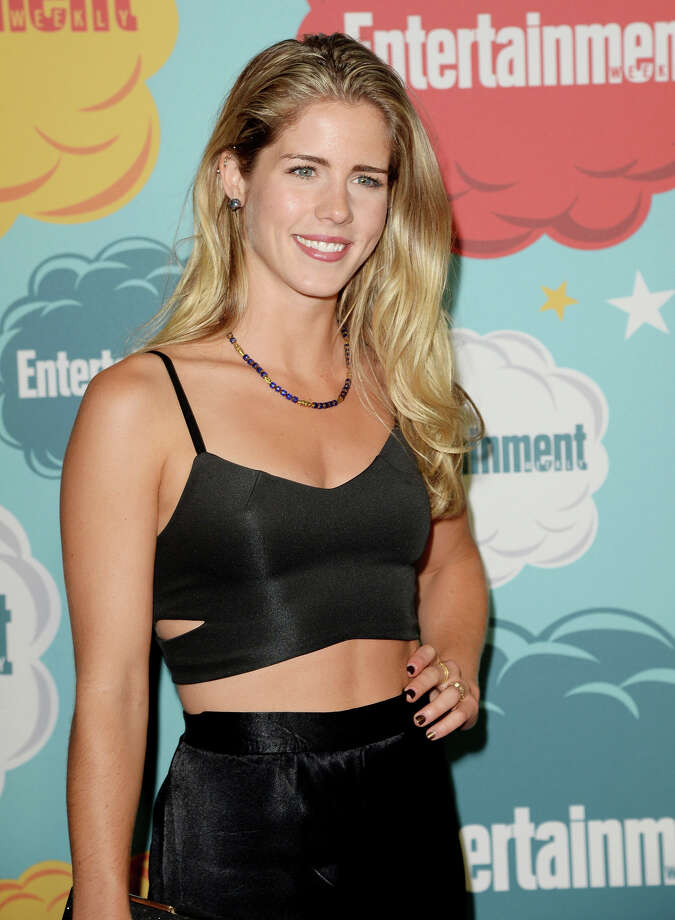 Actress Emily Bett Rickards attends Entertainment Weekly's Annual Comic-Con Celebration at Float at Hard Rock Hotel San Diego on July 20, 2013 in San Diego. Photo: Jason Merritt, Getty Images / Getty Images
