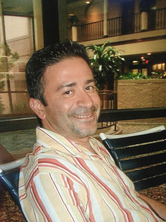Joe Gamez, 44, died after being struck by a car while riding his bike.