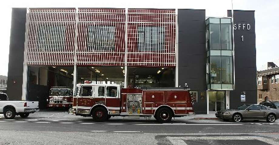San Francisco firefighter Michael Quinn, accused of a drunken crash while on duty, had been assigned to Station 1 on Folsom Street.
