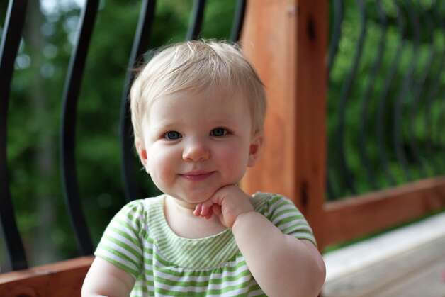 My family was recently vacationing at a house in Lake George. My 10 month old daughter, Olivia, was thoughtful enough to consistently wake up at approximately five o'clock in the morning to make sure we both could appreciate the cool morning air. Though it was a bit earlier than I had planned, it lead to some of the sweetest moments I've had with my daughter. I'm so glad I had my camera to catch such a cute pose. I know it will always allow me to remember this truly special moment on an early June morning. Submitted by Ed L. Colonie Center Staycation Photo Contest. More information below. Photo: Colonie Center
