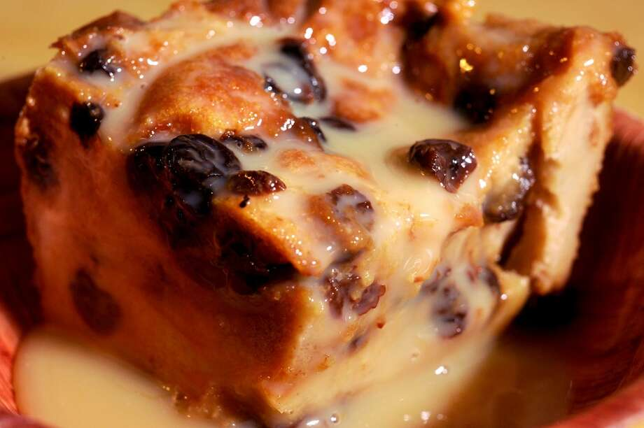 Bread pudding at Vautrot's Cajun Cuisine in Bevil Oaks Photo taken Tuesday, July 09, 2013 Guiseppe Barranco/The Enterprise Photo: Guiseppe Barranco, Guiseppe Barranco/The Enterprise