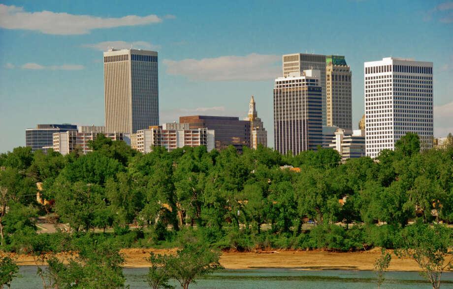 Tulsa, Okla.: $100,000 / (c) Anne Rippy