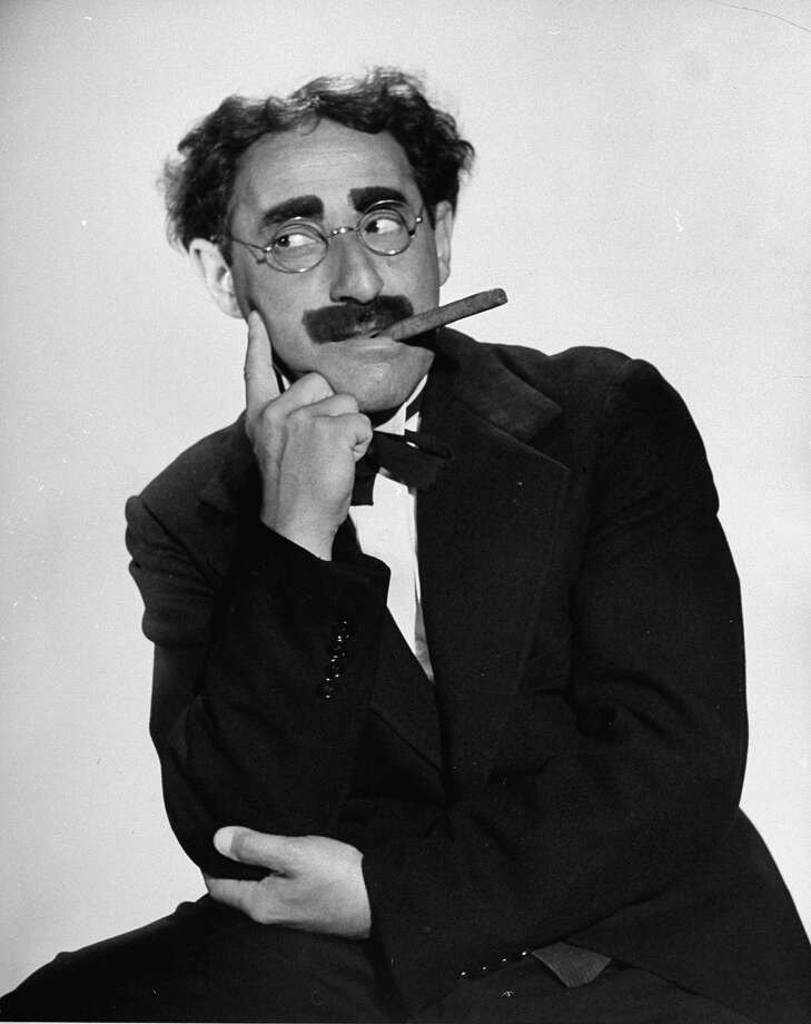 Fake Groucho Marx. Photo: Bob Landry, Time & Life Pictures/Getty Image / Bob Landry