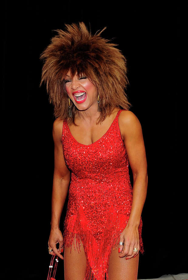 Fake Tina Turner. Photo: Steven Lawton, FilmMagic / 2011 Steven Lawton