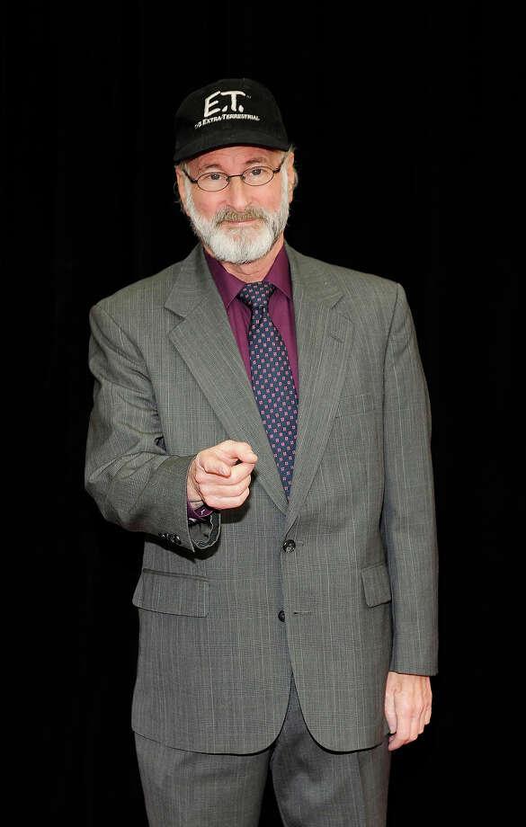 Fake Spielberg. Photo: Steven Lawton, FilmMagic / 2011 Steven Lawton