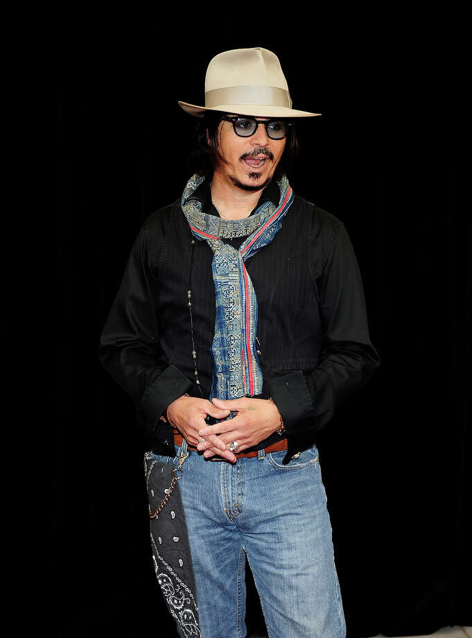 Fake Johnny Depp. Photo: Steven Lawton, FilmMagic / 2011 Steven Lawton