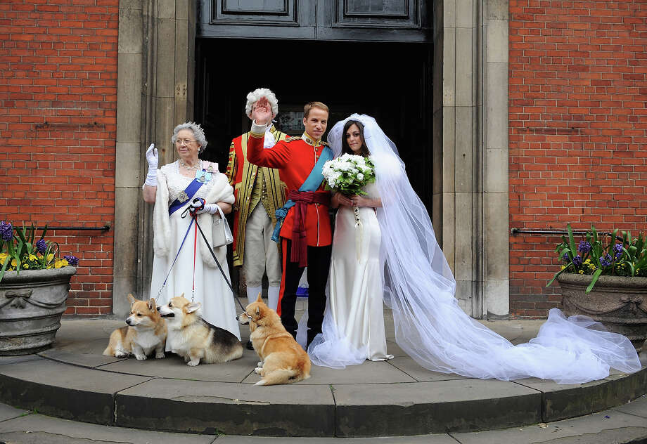Fake Royal Family. Photo: Danny Martindale, Getty Images / 2011 Getty Images