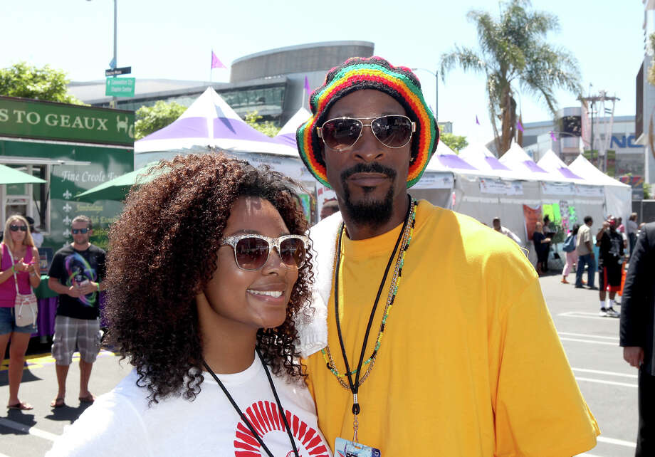 Fake Snoop. Photo: Ben Horton, Getty Images For BET / 2013 Getty Images