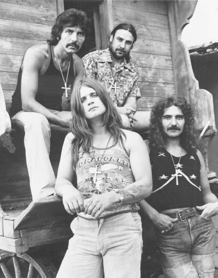 Black Sabbath Photo: WARNER BROS. RECORDS / HANDOUT