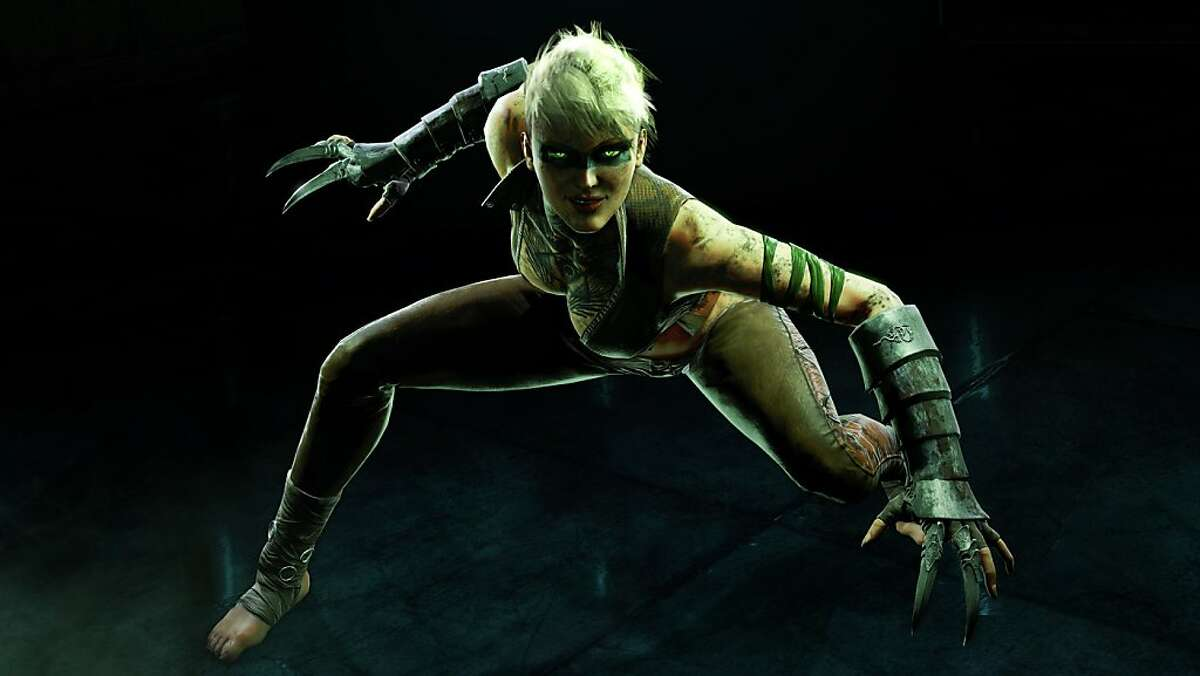 """Copperhead is the latest villain revealed in the upcoming """"Batman: Arkham Origins."""""""