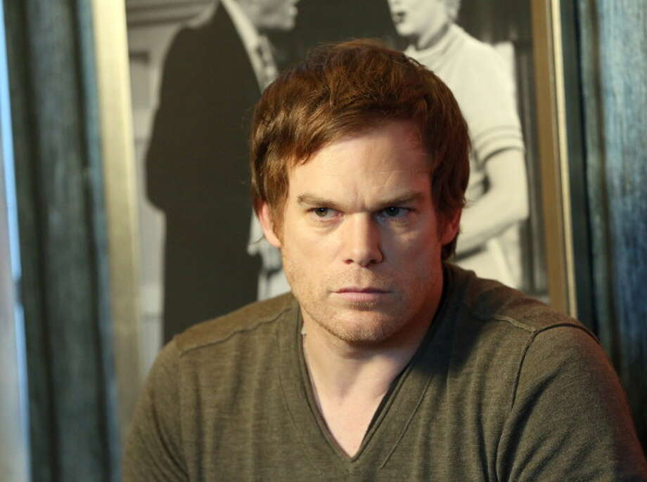 "Michael C. HallPortrayed blood splatter analyst Dexter Morgan on Showtime's ""Dexter""Per episode salary: $300,000Source: Time.com  Photo: Jonathan Leibson, Getty Images / 2013 Jonathan Leibson"