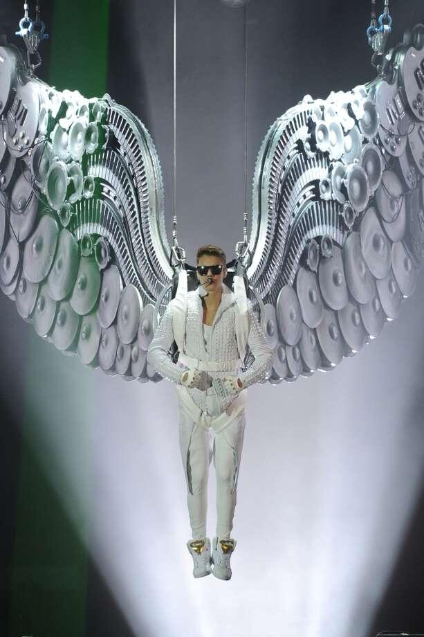 Justin Bieber, $58 million.