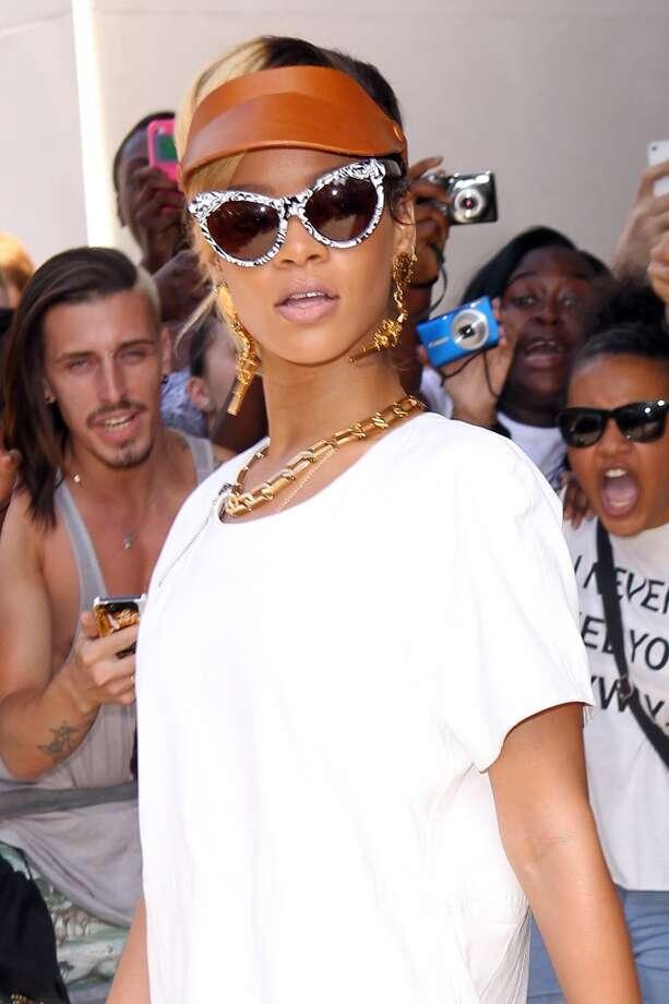 Rihanna, $43 million.