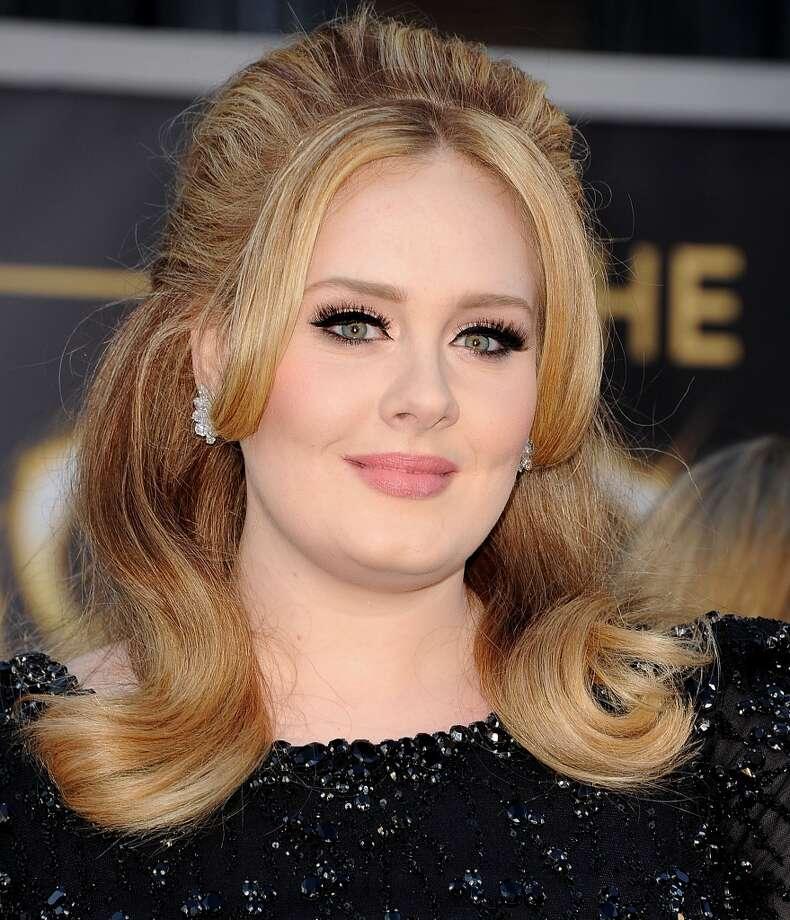 Adele, $25 million.