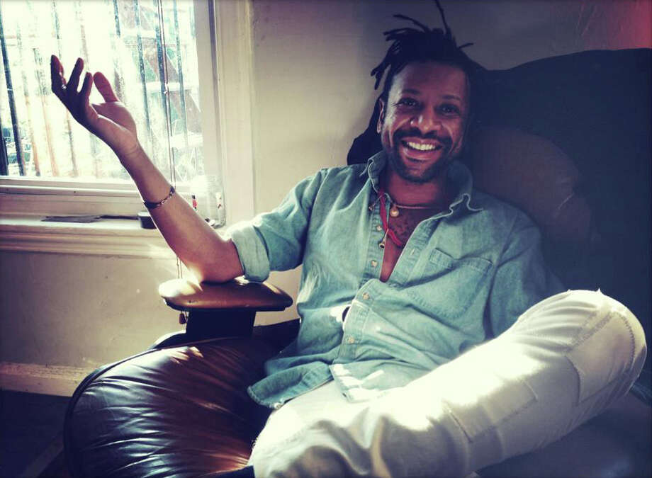 Stamford native and grammy-nominated musician Dru Barnes, seen here in a photo from his Facebook page, is recovering from hammer attack in which he lost an eye, friends raise money to help pay medical bills. Photo: Contributed Photo / Connecticut Post Contributed