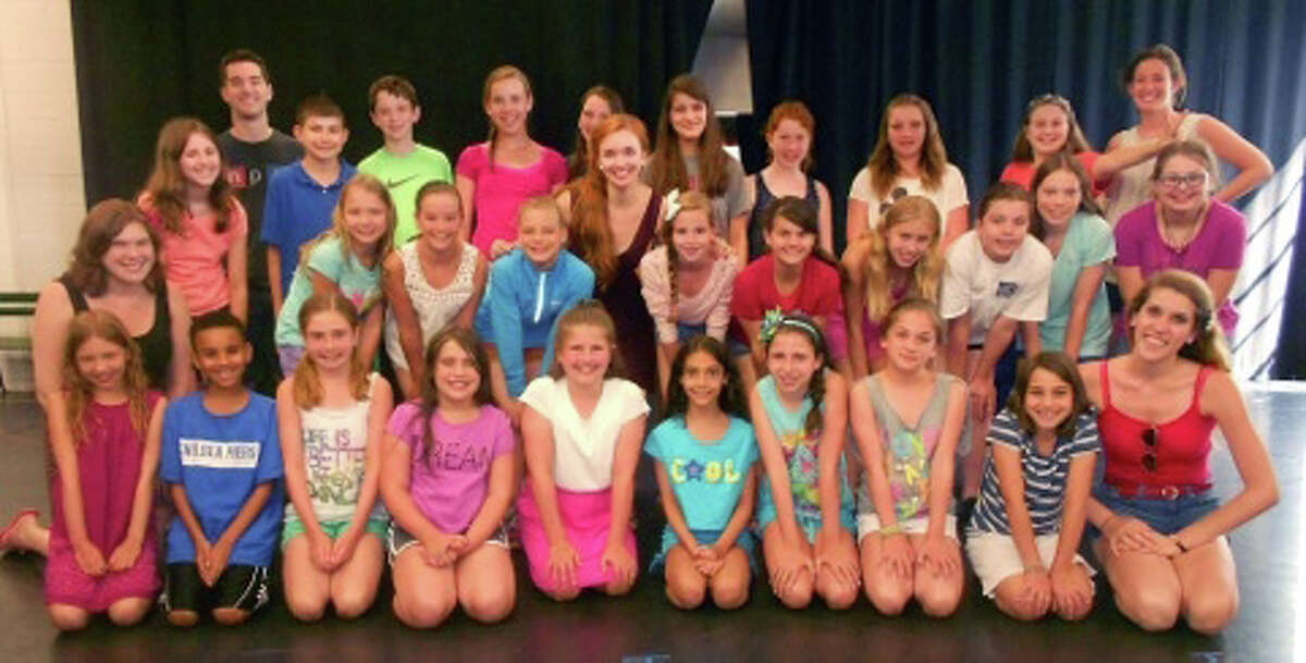 """The Junior Company of the Summer Theatre of New Canaan will present a free performance of """"The Little Mermaid Jr."""" on Friday, July 26."""