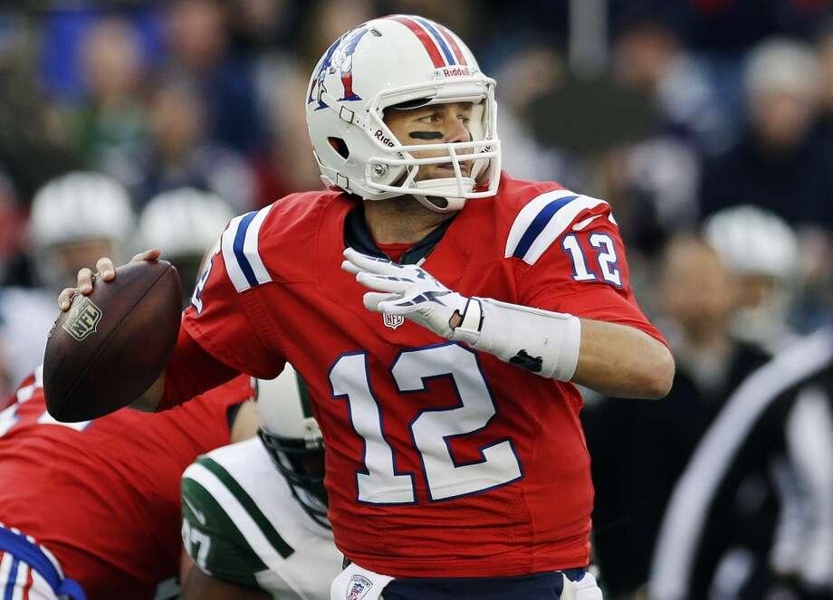 No. 2 Tom Brady, QB, Patriots Photo: Elise Amendola, Associated Press